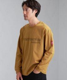 green label relaxing/別注 マンハッタンポーテージ Manhattan Portage スカイライン ロゴ Tシャツ/503411991