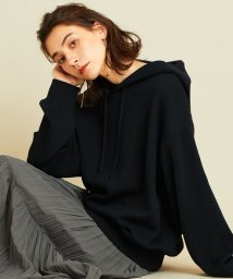 BEAUTY&YOUTH UNITED ARROWS/BY∴ 14Gフードニットパーカー -ウォッシャブル-/503418843
