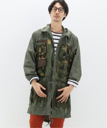 JOINT WORKS/【ICHIRYU MADE/イチリューメイド×JW】DIGI/CAMO PARKA/503427558