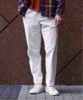 EDIFICE/《予約》【CELLAR DOOR / セラードアー】ALFRED カラーコーデュロイパンツ/503427654