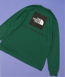 JOURNAL STANDARD/《予約》【THE NORTH FACE / ザノースフェイス】L/S Back Square Logo Tee/503427698