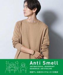 nano・universe/《イヤな臭いを軽減》Anti Smell クルーネックロングスリーブTシャツ/503322168