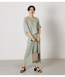 AZUL by moussy/LAYERED 3WAY CUT ONEPIECE/503428102