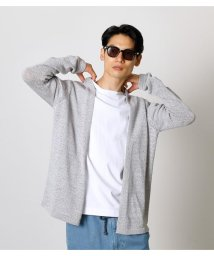 AZUL by moussy/TAPE YARN TOPPER CARDIGAN/503428113