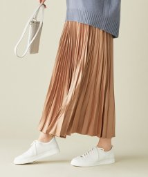 iCB/Gloss Satin スカート/503428607