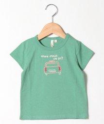LAGOM/【lagom】タクシー刺繍Tシャツ/503416728