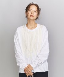 BEAUTY&YOUTH UNITED ARROWS/<dahl'ia>リメイクロングスリーブカットソー/503401244