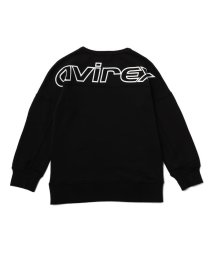 AVIREX/【KID'S/キッズ】ビッグロゴ スウェット/BIG LOGO SWEAT/503429197