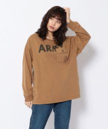 AVIREX/コンビ アーミー Tシャツ/COMBI ARMY T-SHIRT/503429203
