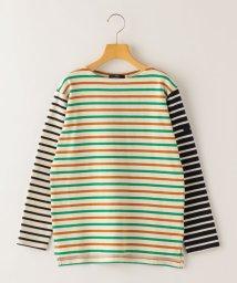 SHIPS KIDS/SHIPS KIDS:パターン ボーダー バスクシャツ(145~160cm)/503430010
