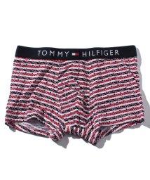 TOMMY HILFIGER/プリント コットン ボクサー/502987621