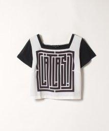 agnes b. FEMME/【Outlet】J903 TS アーティストTシャツ/503408672