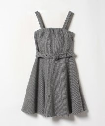 To b. by agnes b./【Outlet】WK20 ROBE ツイードワンピース/503408824