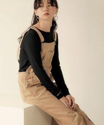 Bou Jeloud/【WEB限定】ツイルジャンパースカート/503420243
