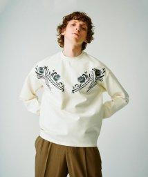 tk.TAKEO KIKUCHI/バラシシュウウエスタンTシャツ(長袖)/503431460