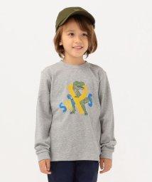 SHIPS KIDS/SHIPS KIDS:ロゴ 恐竜 TEE(100~130cm)/503433619