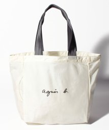agnes b. VOYAGE/PAH01-01 エアバッグトートバッグ/503415011