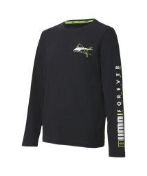 PUMA/キッズ アルファ 長袖 Tシャツ 120-160cm/503436462