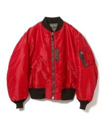 BEAMS MEN/BUZZ RICKSON'S / RED MA-1/503436601