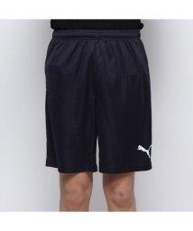 PUMA/プーマ PUMA メンズ サッカー/フットサル パンツ ftblPLAY ショーツ 656091 (ネイビー)/503444543