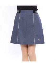 PUMA/プーマ PUMA レディース ゴルフ スカート ゴルフW シャンブレー スカート 923881/503447256