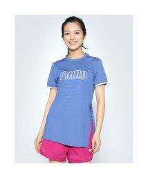 PUMA/プーマ PUMA レディース フィットネス 半袖Tシャツ ネオフューチャー メッシュ Tシャツ 519996/503447603