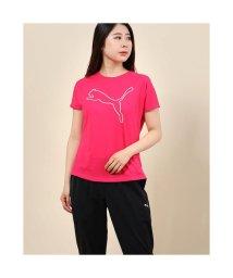 PUMA/プーマ PUMA レディース 半袖機能Tシャツ プーマ キャット Tシャツ 518801/503447635