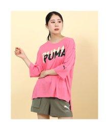 PUMA/プーマ PUMA レディース 半袖Tシャツ MODERN SPORTS ファッション Tシャツ 582955/503447668