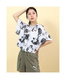 PUMA/プーマ PUMA レディース 半袖Tシャツ SUMMER ファッションTシャツ 582979/503447691