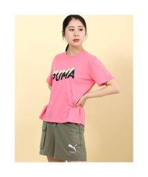 PUMA/プーマ PUMA レディース 半袖Tシャツ MODERN SPORTS ロゴTシャツ 582937/503447710