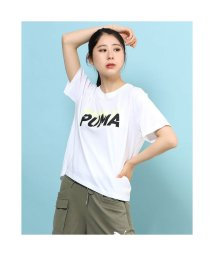 PUMA/プーマ PUMA レディース 半袖Tシャツ MODERN SPORTS ロゴTシャツ 582937/503447711