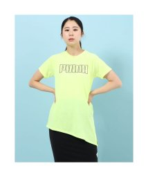 PUMA/プーマ PUMA レディース フィットネス 半袖Tシャツ トレーニング グラフィック ロゴ SS Tシャツ 519913/503447868