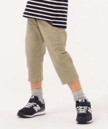 SHIPS KIDS/SHIPS KIDS:無地 7分丈 パンツ(100~130cm)/503449733