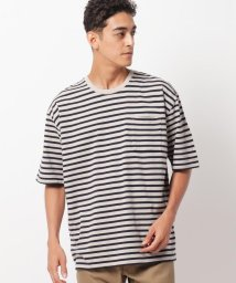 THE SHOP TK/【防汚加工】コットン(綿)Tシャツ/503450101