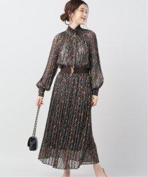 VERMEIL par iena/【L'UNE/リュンヌ】Pleated Dress/503450346