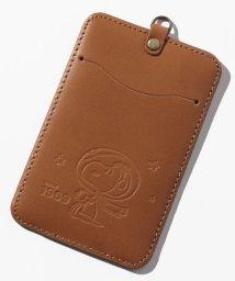 SNOOPY Leather Collection/スヌーピー/SNOOPY/ピーナッツ/PEANUTS/アストロパスケース/503402034