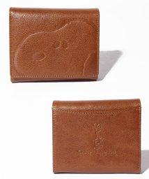 SNOOPY Leather Collection/スヌーピー/SNOOPY/ピーナッツ/PEANUTS/二つ折れ/503402036
