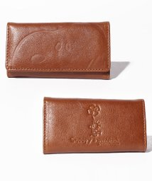 SNOOPY Leather Collection/スヌーピー/SNOOPY/ピーナッツ/PEANUTS/キーケース/503402038