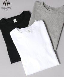 JOURNAL STANDARD relume Men's/《予約》【HOUSE HOLD】ロングTシャツ/503451050