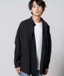 WEGO/イージーケアBIGシャツ/503375201