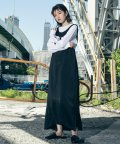 LIPSTAR/【WEB別注】バッククロスワンピース/503459385