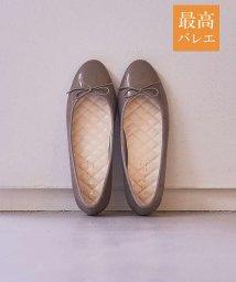 PICHEABAHOUSE/【最高バレエ】ラウンド バレエシューズ/503459939