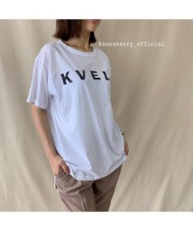 RM STORE/KVELLロゴ裏プリントTシャツ/503460959