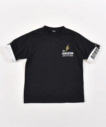RAD CUSTOM/6部袖 2WAY 天竺 Tシャツ(120cm~160cm)/503411121