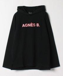 agnes b. HOMME/【WEB限定】K313 TS ロゴパーカー/503449424