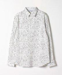 agnes b. HOMME/IBU9 CHEMISE メッセージシャツ/503449425