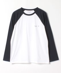 agnes b. HOMME/JF59 TS ロゴTシャツ/503449430