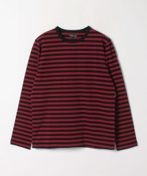agnes b. HOMME/J008 TS ボーダーTシャツ/503449431