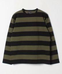 agnes b. HOMME/J019 TS ボーダーTシャツ/503449432