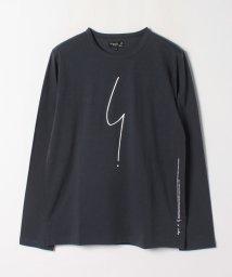 agnes b. HOMME/SE30 TS ポワンディロニーTシャツ/503449433